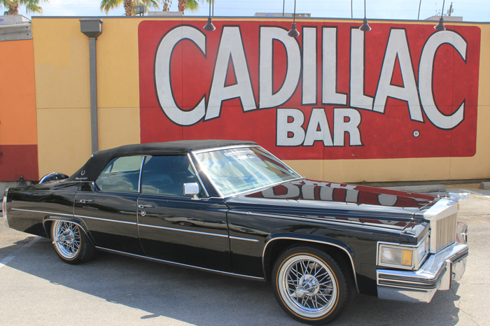 1979 4 Door Cadillac Deville Sedan Convertible